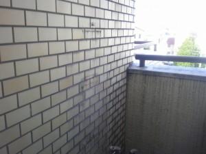 名古屋市名東区 施工事例 給湯器取替工事 撤去後