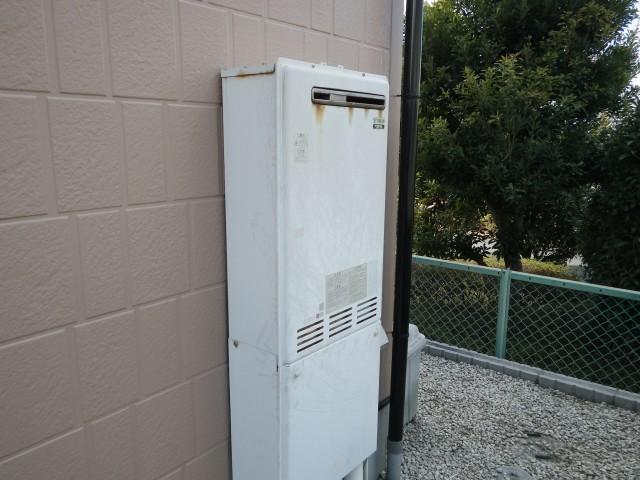 みよし市 熱源機取替工事 施工前