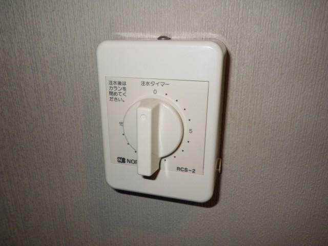 多治見市 ガスふろ給湯器取替工事 施工中